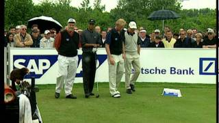 Deutsche Bank SAP Open 2001 Golf Club St. Leon-Rot