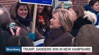 What Bernie Sanders' New Hampshire Win Means for Hillary Clinton