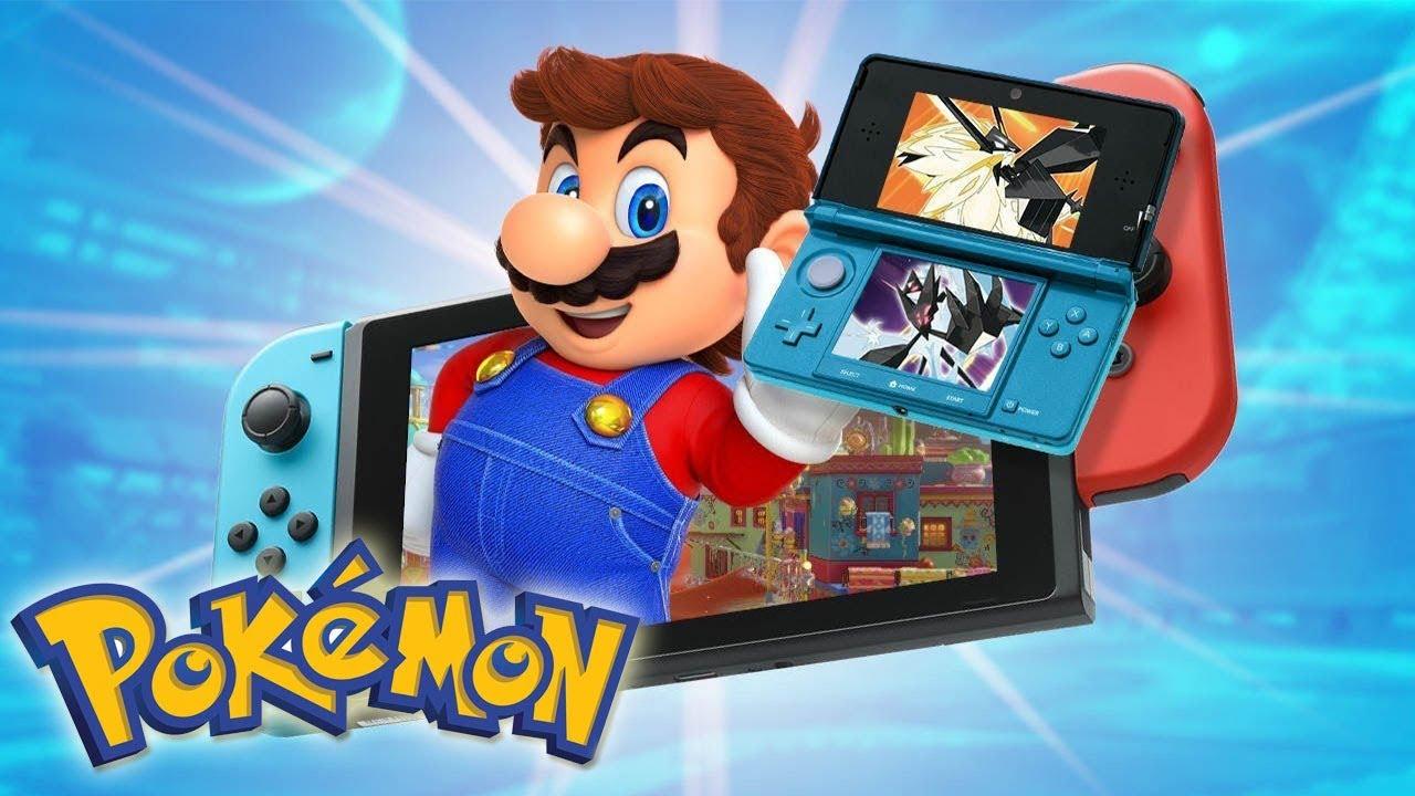 Se Anuncia El Nuevo Juego De Pokemon Para Nintendo Switch