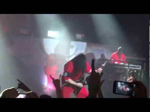 Slipknot- (Sic) Live HD Rockstar Mayhem Festival- Houston, TX 7/11/12