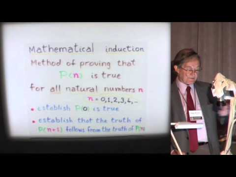Sir Roger Penrose - Keynote Speech at Towards a Science of Consciousness 2014