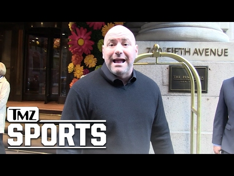 Dana White Says Mayweather vs. McGregor is 'Probably Going to Happen' | TMZ Sports