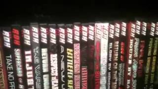ROH,CZW,TNA,PWG,and other random DVD Collection part 2