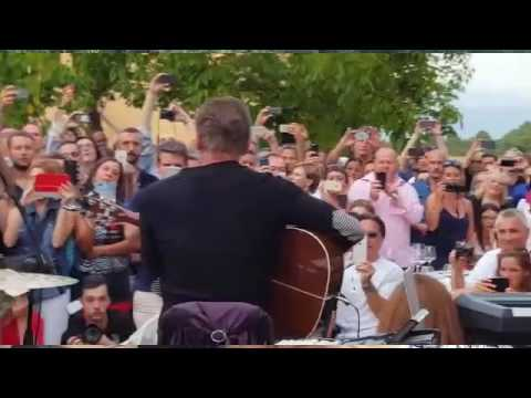 Sting   acoustic live   Message in a bottle