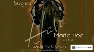 Halo (cover) Marta Doe & Mrs.C collab w/TomZ