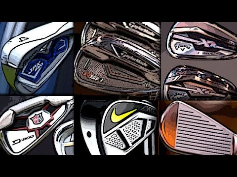 Best Irons of 2015