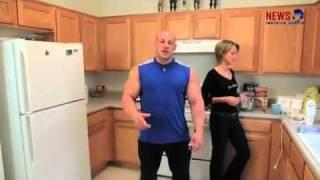 Hardcorowy koksu - Co jeść aby rosnąć 2017 Video