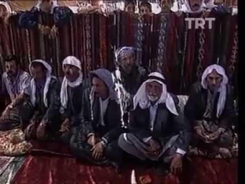 Karacadağ'da Kürtçe konuşan Türkmen Aşireti