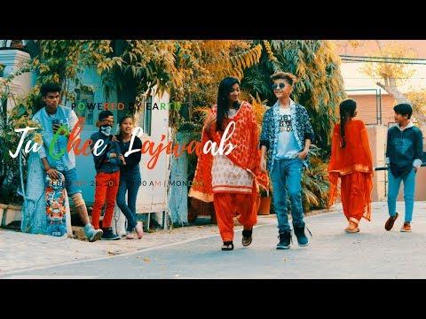 Tu Cheej Lajwaab - Pardeep Boora  | Sapna Chaudhary | Choreography By Rahul Aryan | Film..