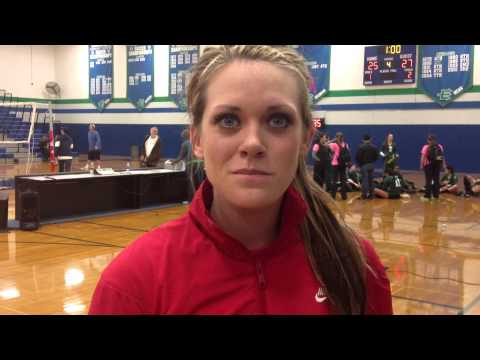 Interview with VB's Lindsey Nelson