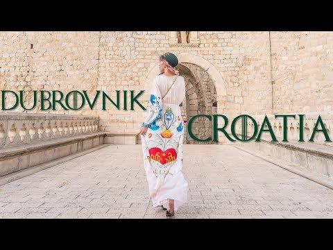 Travel Diary: Dubrovnik, Croatia (Game Of Thrones' Kings Landing) | Camille Co
