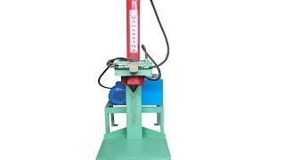 Maharatna Wood Breaking Machine