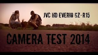 Just another walk. -  JVC HD everio GZ-r15 test