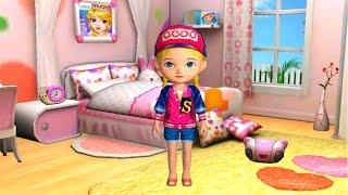 Ava 3D Doll Ава 3Д куклы #4 игровой мультик для малышей видео для детей   #УШАСТИК KIDS