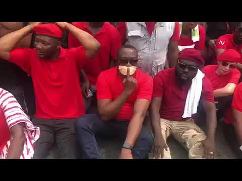 Ghana: Demo Against New Parliamentary Chamber