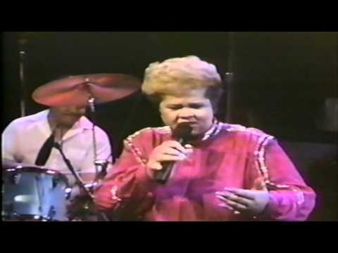 ETTA JAMES & DR JOHN -  i'd rather go blind - L.A. 1987 (HQ)