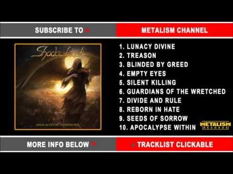 Shadow Host - Apocalyptic Symphony (Thrash Power Metal) Full Album