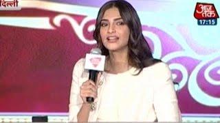 AGENDA AAJ TAK: Salman Khan Over Shah Rukh Khan For Sonam