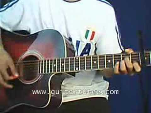 Just So You Know (of Jesse McCartney,by www.GuitarTutee.com)