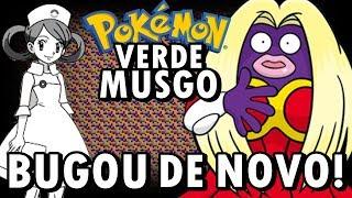 Pokémon Verde Musgo (Detonado - Parte 66) - Bugou de Novo no Ginásio de Xingue Lingue_