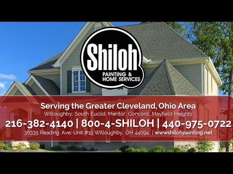 Shiloh Painting & Home Services | Willoughby OH General Contractors