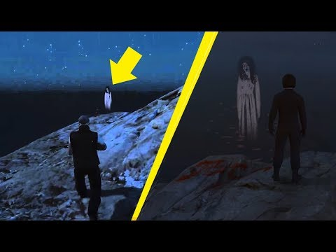 5 SCARIEST Video Game Glitches & Easter Eggs!