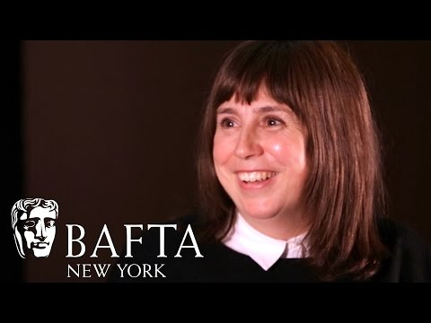 Abi Morgan In Conversation | BAFTA New York