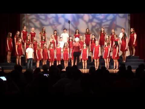 Mladinski pevski zbor OŠ bratov Polančičev Maribor -  Poletni spev