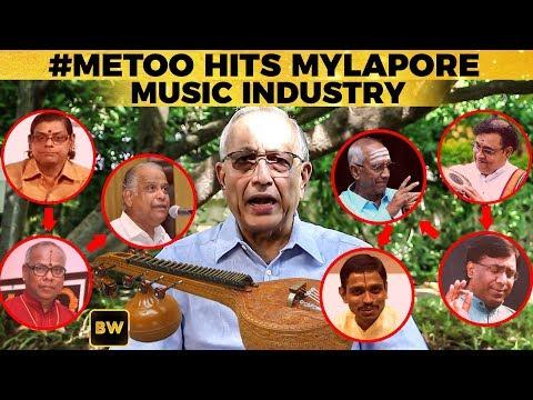 #Metoo Music Academy-ல் நீக்கப்பட்ட 7 Carnatic இசை கலைஞர்கள்- பரபரப்பு பேட்டி | N. Murali