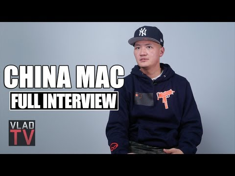 China Mac on Chinese Mafia, Shooting Jin's Friend, Prison Ti