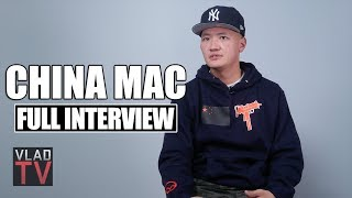 China Mac on Chinese Mafia, Shooting Jin
