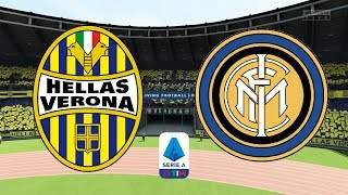 ... inter milan face verona on there turf as 3 points are up for grabs!live from serie a!!don'...