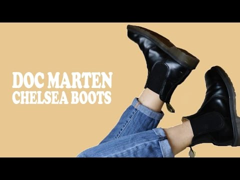 DOC MARTEN BOOT REVIEW