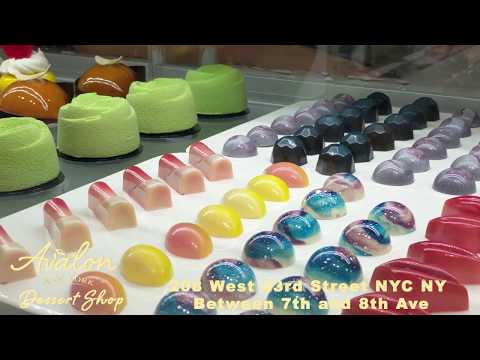 Grand Opening Avalon New York Dessert Shop