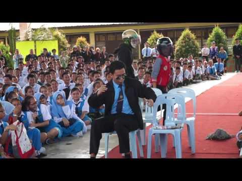 Hari Guru 2016   Persembahan murid 6   SMK Kanowit