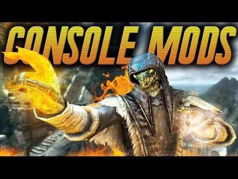Skyrim Remastered Console Mods