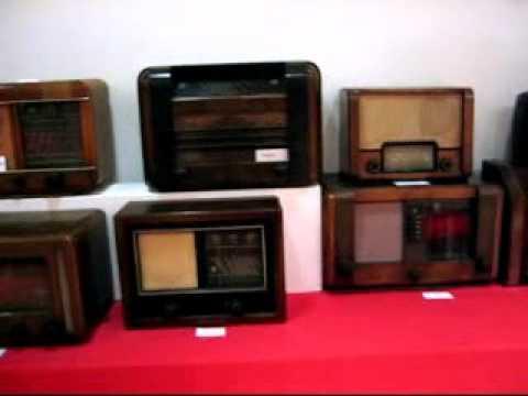 Old Radio Hungary, Rádiókiállítás 2006. Balatonalmádi.