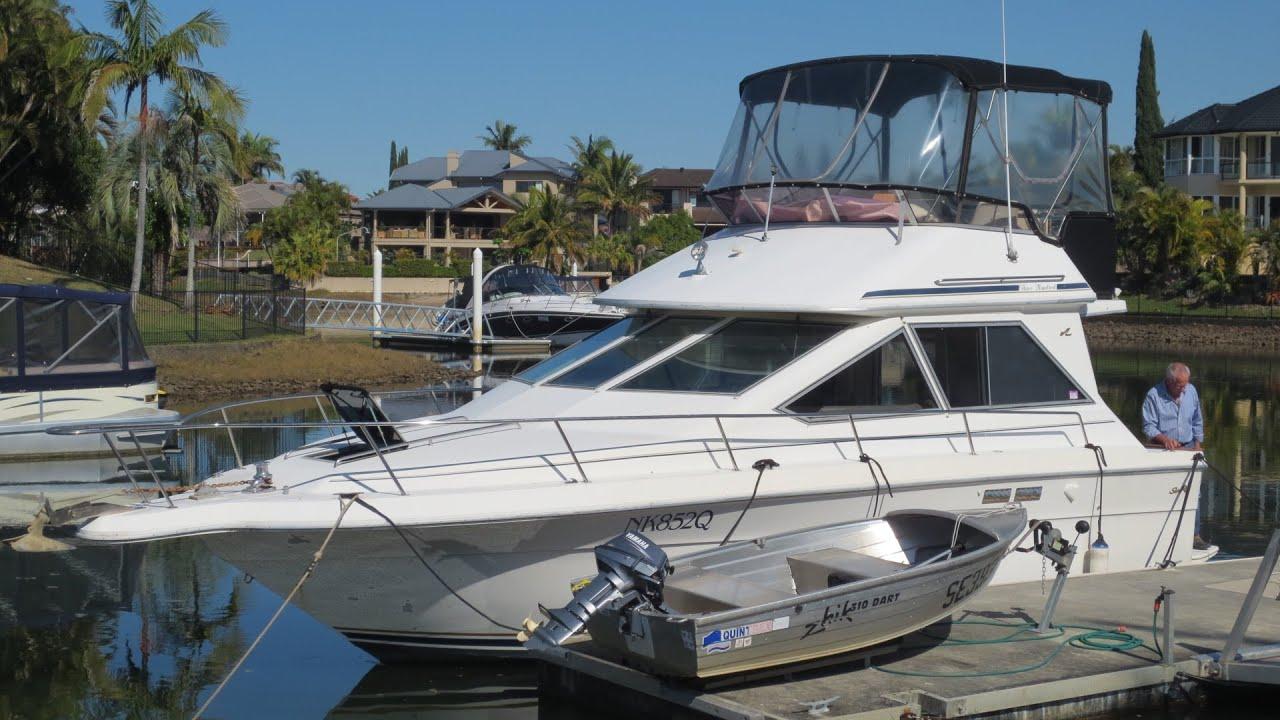Sea Ray Sedan Bridge For Sale Boat Sales Gold Coast