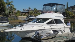 Sea Ray Sedan Bridge for sale boat sales Gold Coast Queensland Australia