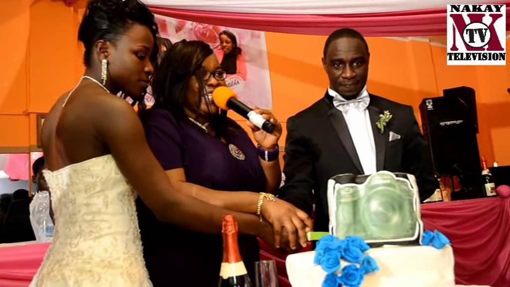 Ursula owusu wedding
