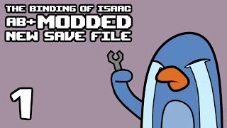Modded Isaac Episode 1: New Save File
