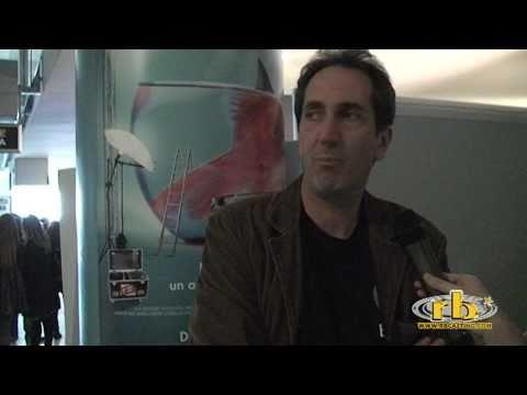 PAOLO CALABRESI - intervista (Boris - Il film) - WWW.RBCASTING.COM