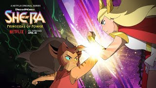 'She-Ra and the Princesses of Power' Season 2 cast Q&A