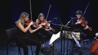 Hill Quartet: Ravel String Quartet - Second Movement (Extract)