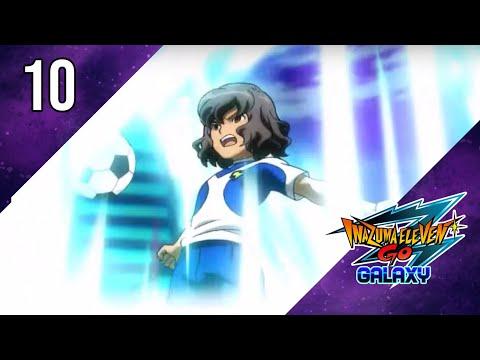 Inazuma Eleven GO Galaxy Ep.10 - ¡DETENIDO POR LA POLICIA DEL RAIMON!