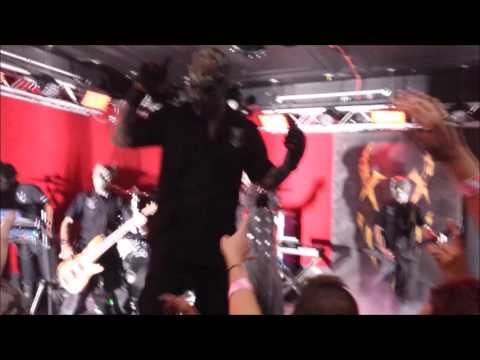 Mushroomhead Concert at Montage Music Hall, Rochester NY 2015