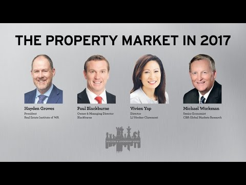 Success & Leadership Series:  The Property Market in 2017