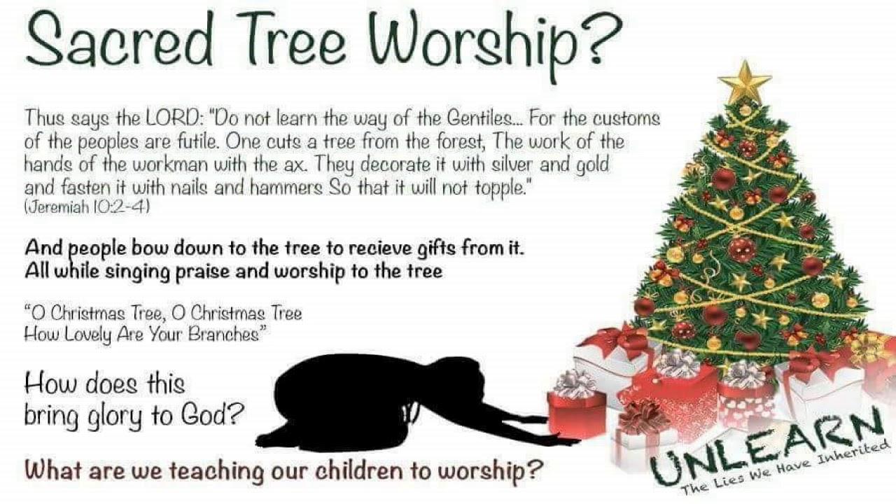 3. Christmas Is A Pagan Holiday - YouTube