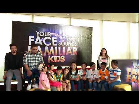 Mackie of TNT Boys has a crush on Esang de Torres | Your Face Sounds Familiar Kids Season 2