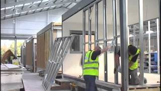 Modular Building Accommodation Manufactured by Premier Modular Limited